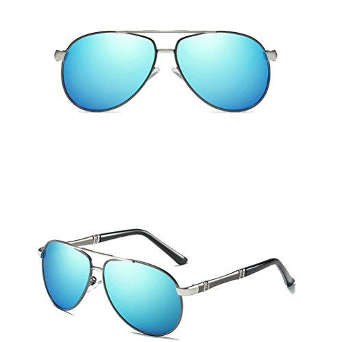 Adulte Hommes Metal Lunettes Sunglasses Soleil Générique Lunettes Fashion 5 3 De De Vintage Soleil Lunettes pour qP11d7Iaw