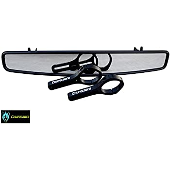 "Chupacabra Offroad 15"" Rear View Mirror - RZR 800 900 1000 Turbo 1.75 "" Mount"