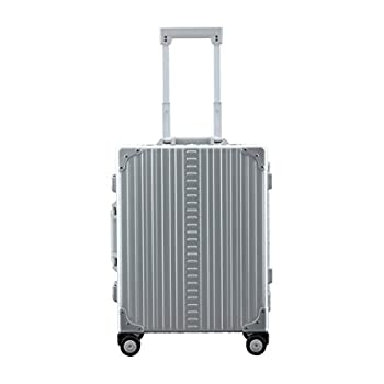 Image of Luggage Aleon 21' Aluminum Carry-On with Suiter Hardside Luggage
