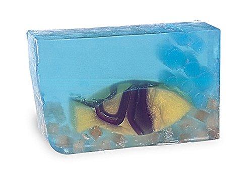 Primal Elements Soap Loaf, Ginger Fish, 5-Pound Cellophane - Ginger Loaf