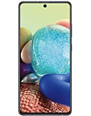 "Samsung Galaxy A71 5G Unlocked , 6.7"" AMOLED Screen,128GB of Storage, Long Lasting Battery, Single SIM, 2020 Model, US Version, Black"