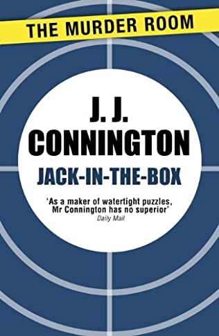 book cover of Jack-in-the-box