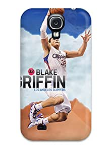 Hot New Los Angeles Clippers Basketball Nba (11) Case Cover For Galaxy S4 With Perfect Design