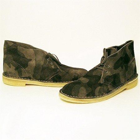 Men's Clarks Originals 'Desert' Boot, Size 14 M - Brown