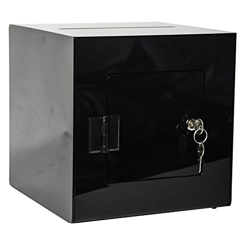 clear-ad-sba-888-acrylic-ballot-box-with-lock-perfect-for-voting-charity-collection-donation-raffles