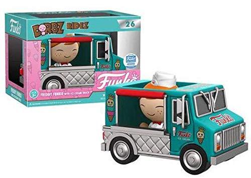 Freddy Funko with Ice Cream Truck Dorbz Ridez