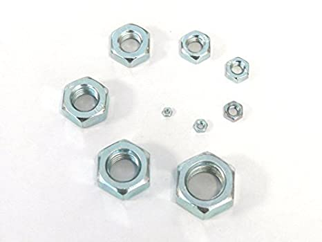 DIN 934-8 zincato dadi Dadi esagonali M14 x 1,5 Filettatura fine