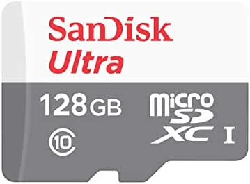 SanDisk 128 GB micro SD Memory Card for Fire Tablets and All-New Fire TV