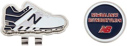 [継続定番商品] クリップマーカー (マーカー:25mm シューズ型) / 012-0984017 / ゴルフ マグネット 120_ネイビー