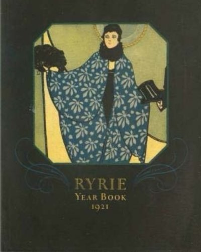 The Ryrie Year Book  1921  By  Ryrie Bros  Henry Birks And Sons