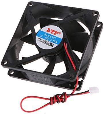 Jiamins Ventilador PC 80 mm, refoidisseurs y radiadores ...