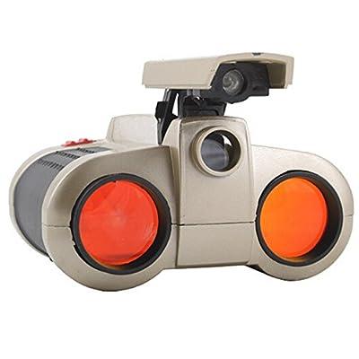 1 Pcs New 4 X 30mm Portée de surveillance Jumelles de vision nocturne pour les enfants Enfants