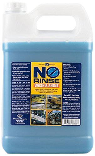 Optimum No Rinse >> Amazon Com Optimum Nr2010g No Rinse Wash Shine 1 Gallon