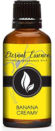 (Banana Creamy Premium Grade Fragrance Oil - Scented Oil - 30ml (30ml))