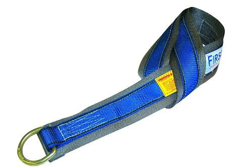 (3M Protecta First AJ47410A3 Webstrap Choker Anchor Sling, 3-Foot, 310-Pound Capacity, Blue )