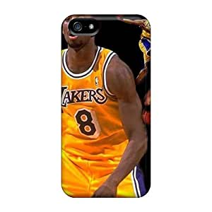 Protective Cases With Fashion Design For Iphone 5/5s (kobe Bryant)