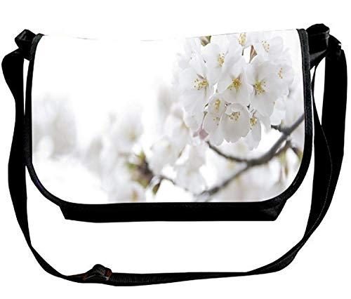 Sling For Women body Cross White Nylon amp; Slant Shoulder Tigers Bag Men Custom Single ggqU4fwAC