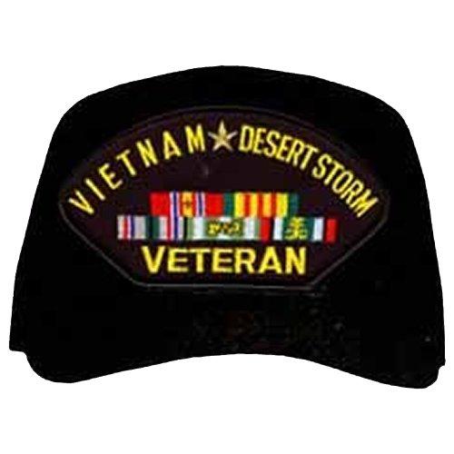Vietnam-Operation-Desert-Storm-Veteran-with-Ribbons-Ball-Cap