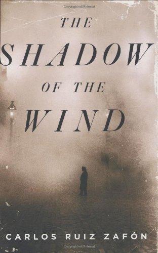 The Shadow of the Wind by Zafon, Carlos Ruiz (2004) Hardcover