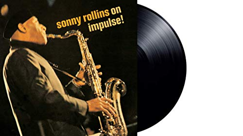 Sonny Rollins - On Impulse! [LP]