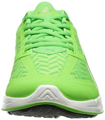 Da silver Puma Pwrcool Green Scarpe Fluorescent Corsa Ignite fqt86q7w