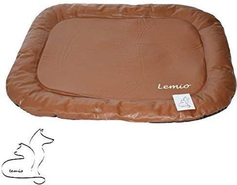 Lemio Cama para Perros, sofá para Perros, cojín para Perros, Cama de Viaje