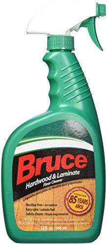 Bruce Hardwood   Laminate Floor Cleaner Spray 32Oz By Armstrong