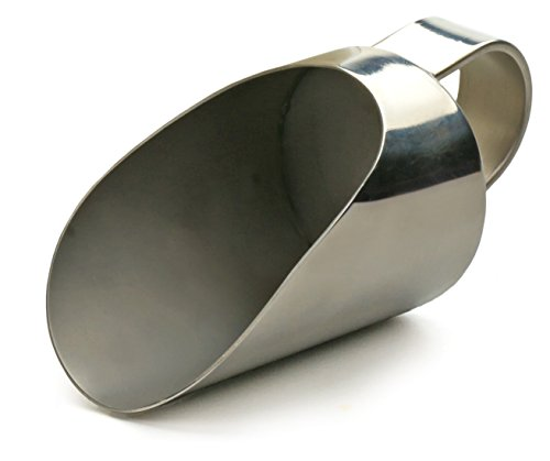 RSVP Endurance Stainless Steel Vintage Mini Scoop