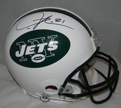 Ladainian Tomlinson Autographed Signed New York Jets FS Proline Helmet (authenticated by GTSM)