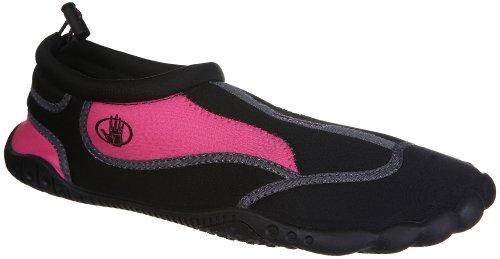 Body Glove Frauen Soak Wasser Schuh Schwarz / Pink