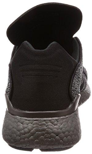 adidas Busenitz Pure Boost Primeknit, Scarpe da Skateboard Uomo, Grigio (Chsogr/Cblack/Trgrme Chsogr/Cblack/Trgrme), 45 1/3 EU