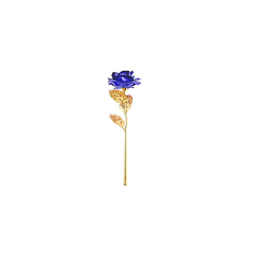 ALLOMN-Rose-24K-Gold-Plated-Rose-Flower-Best-Gift-for-Valentines-day-Mothers-day-Christmas-Birthday-with-Gift-Box-GoldenRedPurpleBlue
