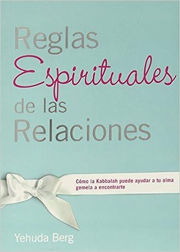 Reglas espirituales de las relaciones online dating