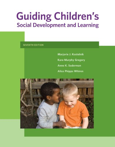 Guiding Children's Social Development and Learning (What's New in Early Childhood) Pdf