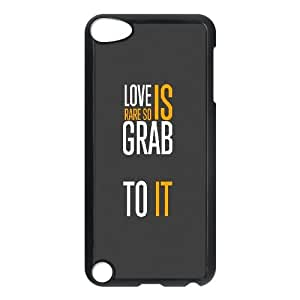 iPod Touch 5 Case Black iOS7 color life quote 2 JNR2085500