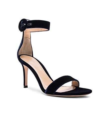 EDEFS - Zapatos con tacón Mujer pana