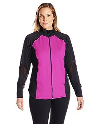 Rainbeau Curves Women's Plus-Size Angela Zip-Up Jacket