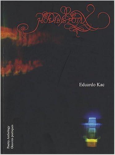 Livres électroniques en téléchargement gratuit pour mobile Hodibis Potax : Edition bilingue français-anglais in French FB2 by Eduardo Kac,Philip Sidney
