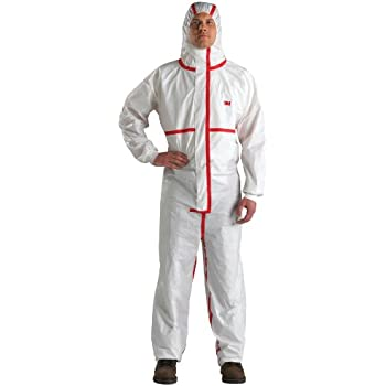 3m 4565 Series Disposable Chemical Protective Coveralls