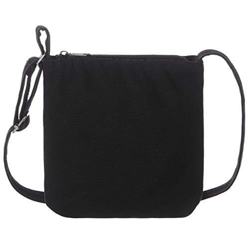 NEICOA Canvas Crossbody Bags for Women Mini Purses for Women Crossbody with Zip Closure