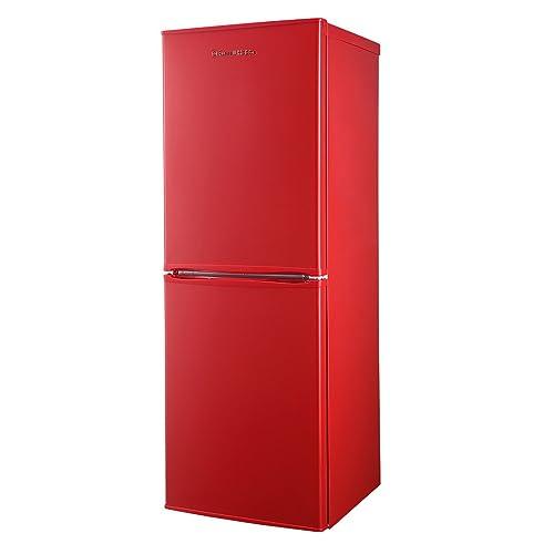 red fridge freezers. Black Bedroom Furniture Sets. Home Design Ideas