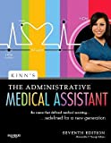 img - for Kinn's the Administrative Medical Assistant: An Applied Learning Approach   [KINNS THE ADMINISTRATIVE MEDIC] [Paperback] book / textbook / text book