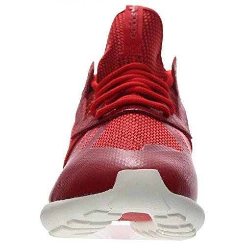 Adidas tubular Runner Cny rojo / oro Aq2549 Red