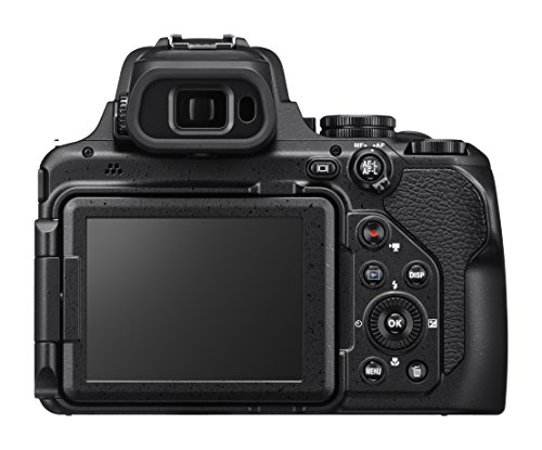 "Nikon COOLPIX P1000 16.7 Digital Camera with 3.2"" LCD, Black"