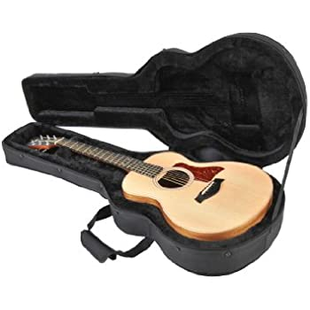 Amazon Com Skb 1skb Gsm Gsmini Taylor Guitar Shaped