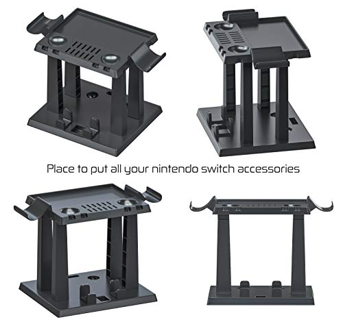 Skywin Organizer and Stand for Nintendo Switch - Storage Stand and Organizer Compatible with Nintendo Switch Accessories… 4