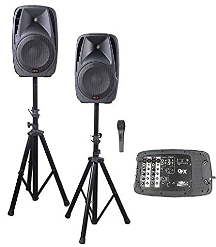 QFX DJ Package SM-211