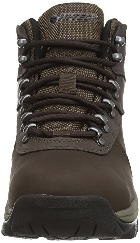 Dark Hi Rise Tec Base Brown 041 Chocolate Shoes High Women's Camp Hiking Altitude Waterproof CPpxrCf