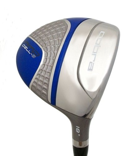 Cobra palos de golf para hombre AMP cell-s Azul 18 ° Fairway ...