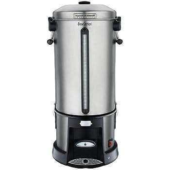 amazon com alfa cm 110 stainless steel coffee percolator coffee hamilton beach hcu110s 110 cup brewstation coffee urn